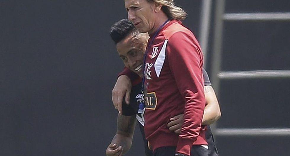 Cueva busca reconciliarse con el entorno de Sao Paulo tras un polémico incidente que protagonizó con la directiva del club. (AP)