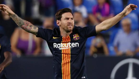 La historia del fichaje frustrado de Lionel Messi por Manchester City. (Foto: Reuters)
