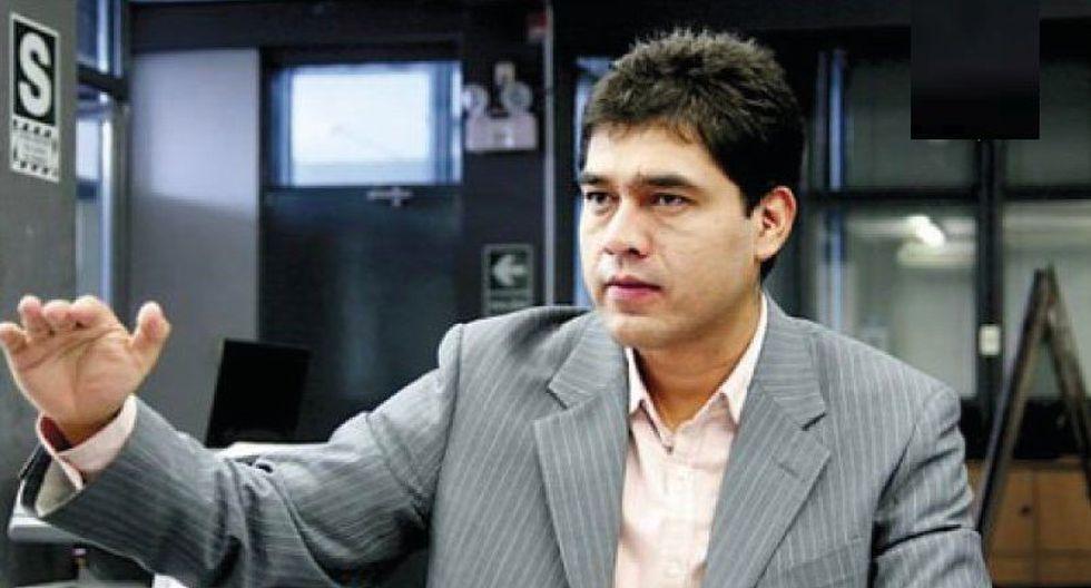 José Carlos Isla, abogado de Edwin Oviedo. (FPF)