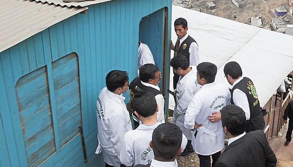 Ola de asesinatos en Lima. (USI)