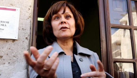 La fiscal Lozada concluyó ayer la investigación. (USI)