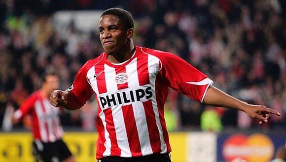 Farfán marcó casi 70 goles con camiseta del PSV Eindhoven. (Foto: GEC)