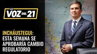 Ministro Incháustegui: Esta semana se aprobaría cambio regulatorio