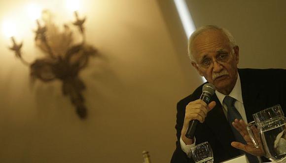 Luis Ortigas confirmó la información a Perú21.  (Perú21)
