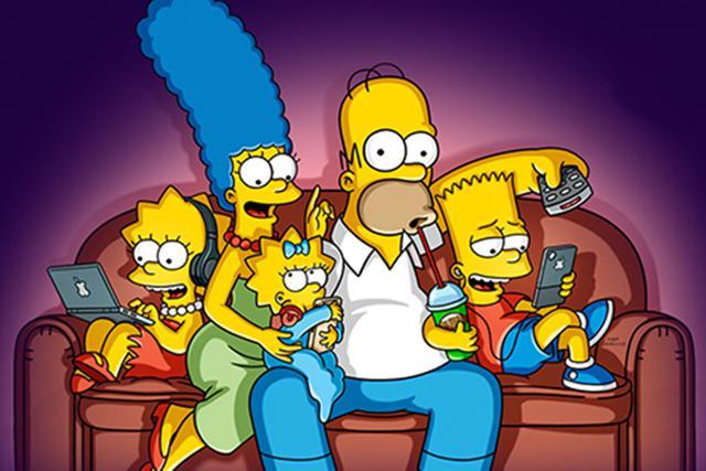 Los Simpson constituyó un éxito de la cadena Fox y fue la primera serie de este canal en llegar a estar entre los 30 programas más vistos en la temporada 1992-1993 en Estados Unidos (Foto: Fox)