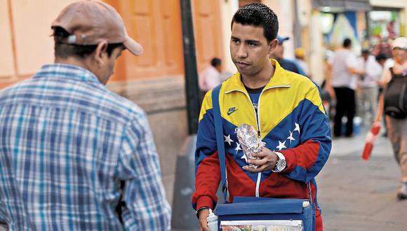 Como en casa. Unos 36 mil venezolanos con permiso temporal. (Perú21)