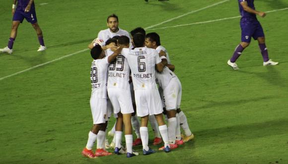 FBC Melgar jugó por la Copa Sudamericana 2021