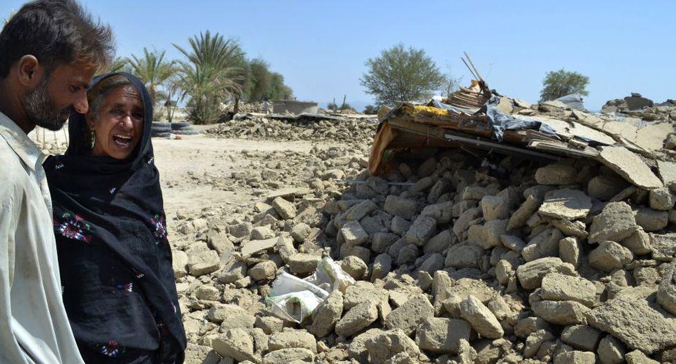 Los equipos de rescate todavía no han podido llegar a las localidades más lejanas. (AP)