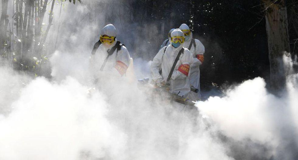 Coronavirus: Aumenta a 2873 los muertos por el virus y hay 83.853 afectados en todo el mundo. (REUTERS)