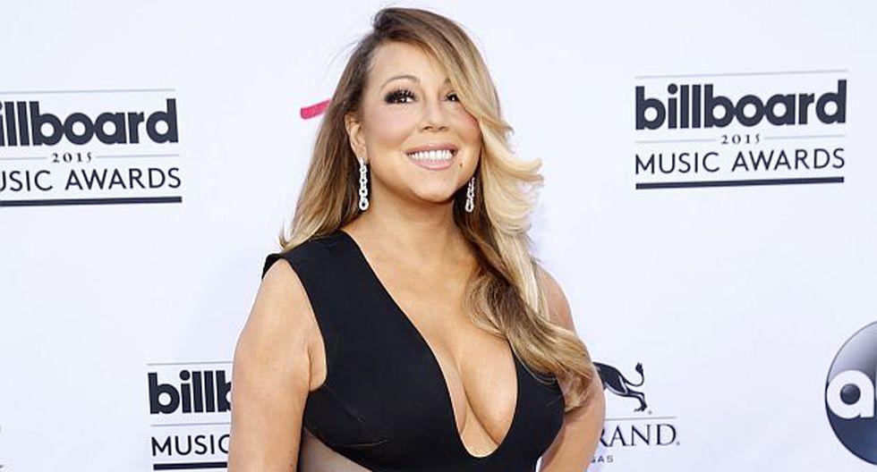 Mariah Carey sigue cosechando logros a sus 45 años. (AP)