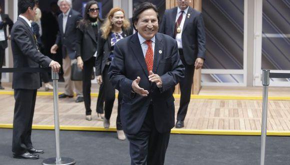 El ex presidente Alejandro Toledo tiene, por el momento, solo una orden de detención por el caso Odebrecht. (Perú21)