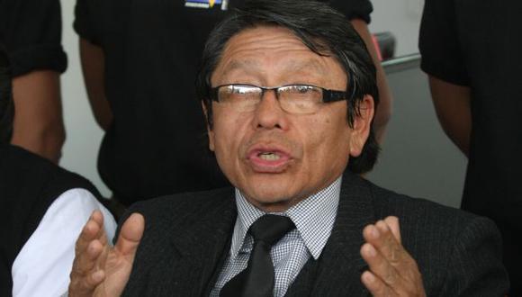 El doctor Ciro Castillo calificó de incoherencia pedido del juez. (USI)