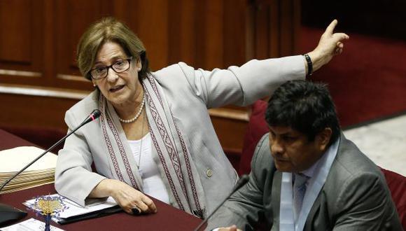 Se complicó la situación de Susana Villarán en el caso Lava Jato.