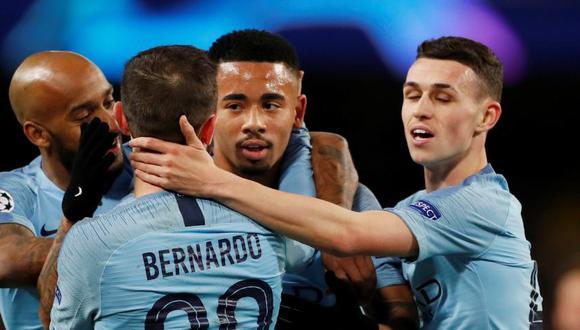 Manchester City vs. Cardiff se enfrentarán por la fecha 33 de la Premier League. (Foto: Reuters)