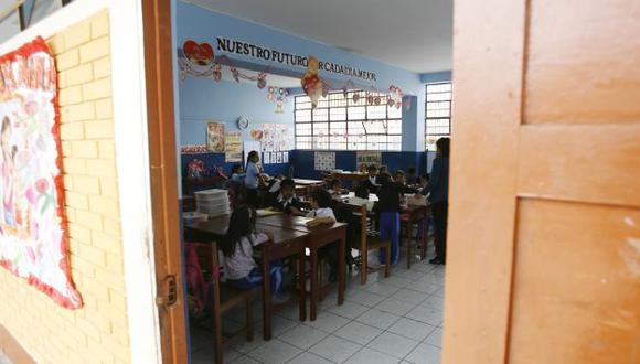 La protección de los alumnos es responsabilidad de los profesores y autoridades de la escuela. (USI)