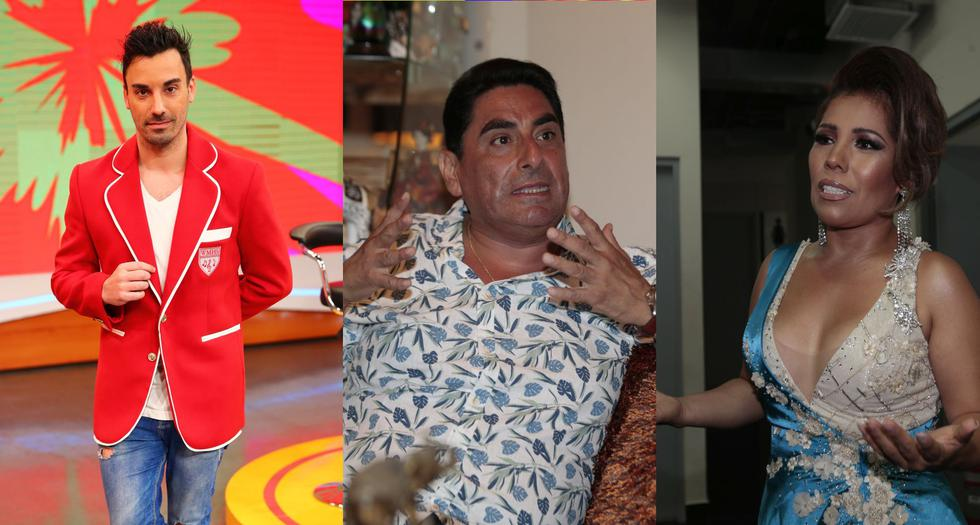 Carlos Álvarez defiende a Susan Ochoa tras criticas de Santi Lesmes. (GEC)