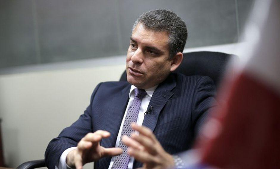 Rafael Vela resaltó la utilidad de la herramienta de colaboración eficaz . (Foto: GEC)