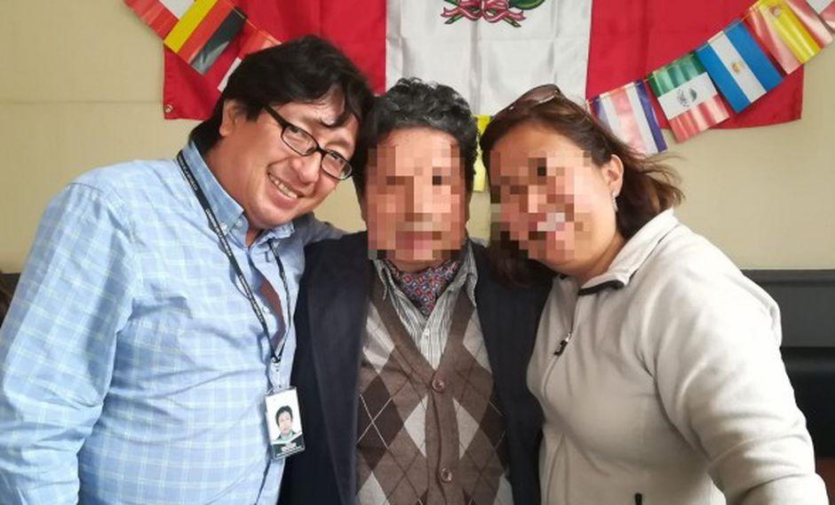 Igor García Nieto fue asesor del congresista Héctor Becerril. (Foto: GEC)
