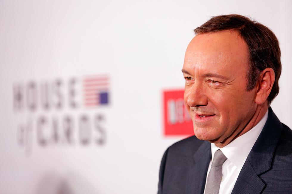 'Billionaire Boys Club', última aventura cinematográfica de Kevin Spacey, es un rotundo fracaso en las salas de cine.  (Fotos: AFP)