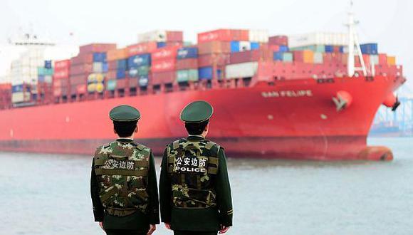 El superávit comercial de China con Estados Unidos ha aumentado casi un 15% durante los primeros ocho meses del 2018. (Foto: AFP)