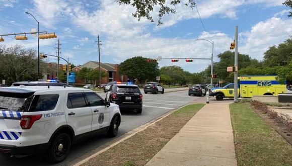 Dos mujeres hispanas y un afroamericano fallecieron tras disparos en Austin, Texas. (Foto: Twitter)