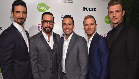 Backstreet Boys regresan a los escenarios y ofrecerán 9 conciertos en Las Vegas. (Getty Images)