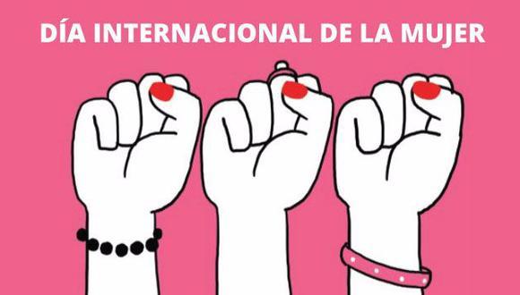 Este 8 de marzo se conmemora el Día de la Mujer