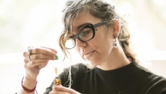 Francesca Brivio lucha por el autocultivo del cannabis. (GEC)