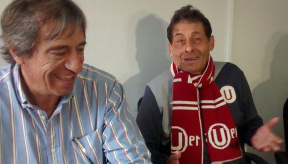 Técnico 'terrible'. Chale criticó estado físico de Ruidíaz y falta de gol de 'Toñito' Gonzales. (USI)