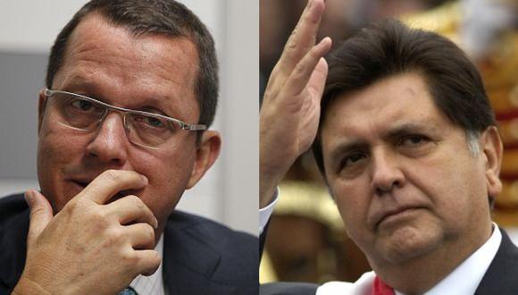 Así reaccionó Jorge Barata tras enterarse del suicidio de Alan García.