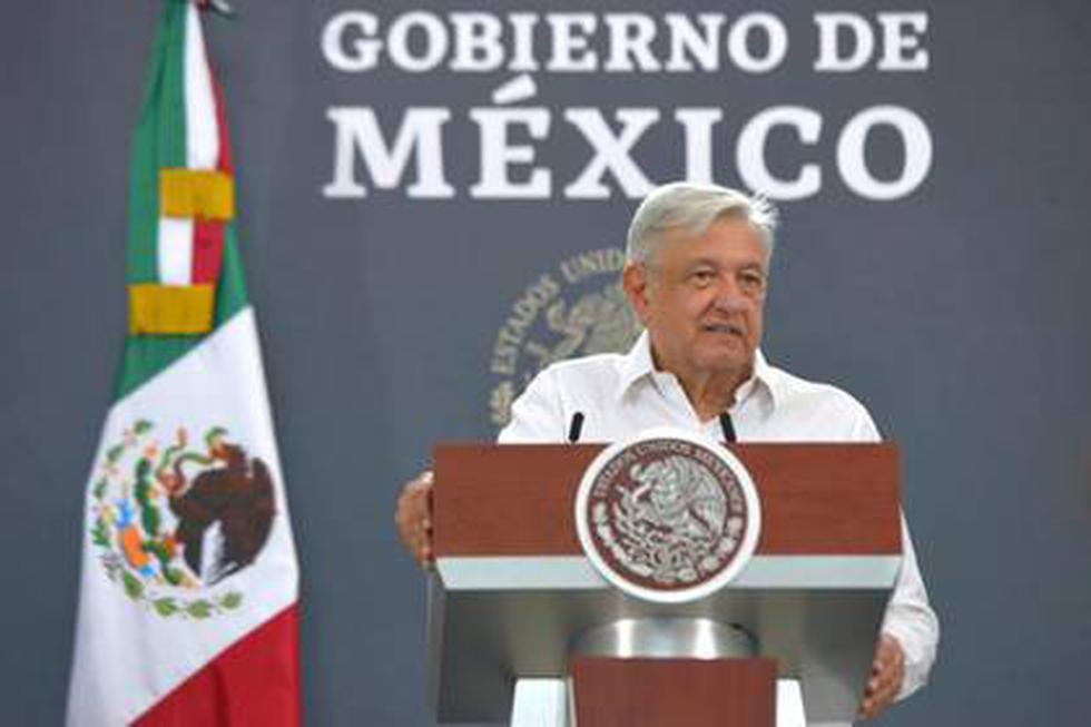 López Obrador habló sobre las muertes en su país. (Foto: Presidencia México)