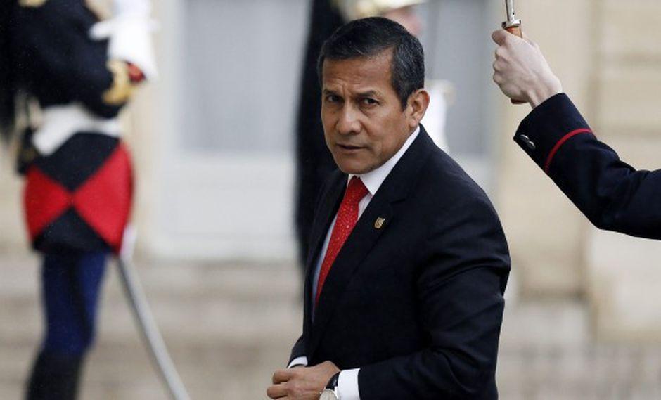 Ollanta Humala señaló que si el Congreso no aprueba la propuesta de Vizcarra, este debería presentar cuestión de confianza y cerrar el Congreso. (Foto: GEC)