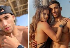 Said Palao protagoniza escena de celos por sujeto que le pidió el número a Alejandra Baigorria [VIDEO]