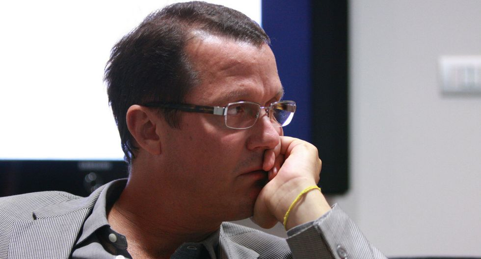 Jorge Barata es colaborador eficaz de los fiscales peruanos.