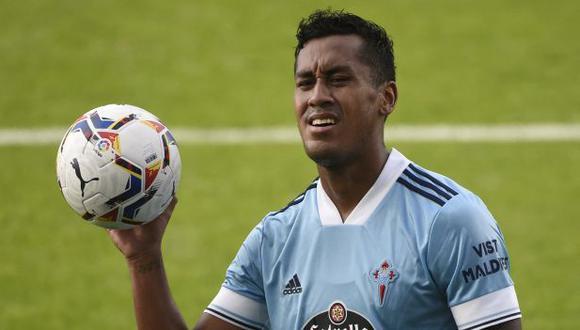 La valoración del diario AS por el trabajo de Renato Tapia contra Real Madrid. (Foto: AFP)