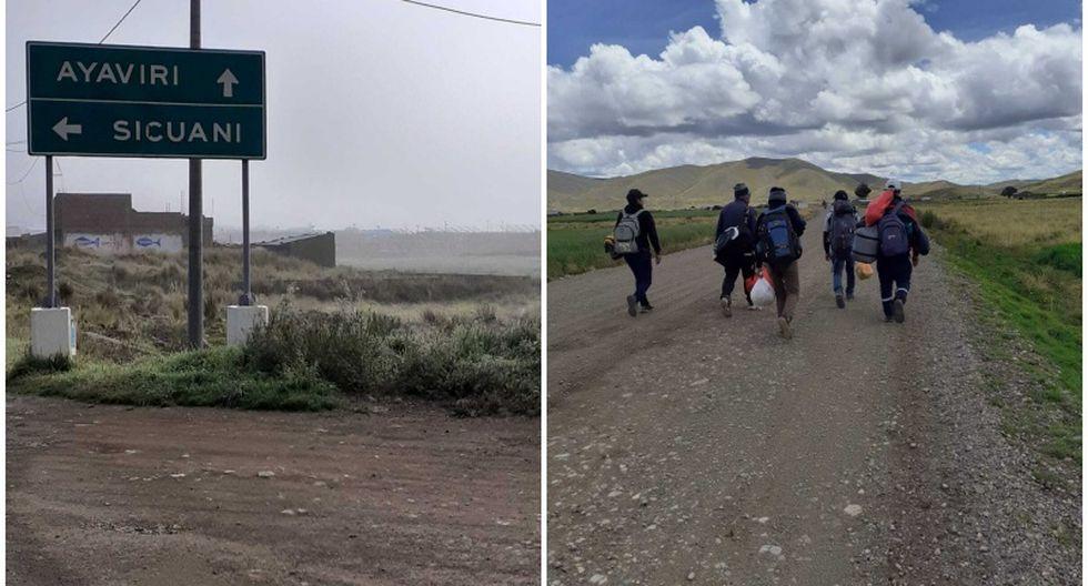 Coronavirus Perú : Viven en Huancavelica y necesitan ayuda para ...
