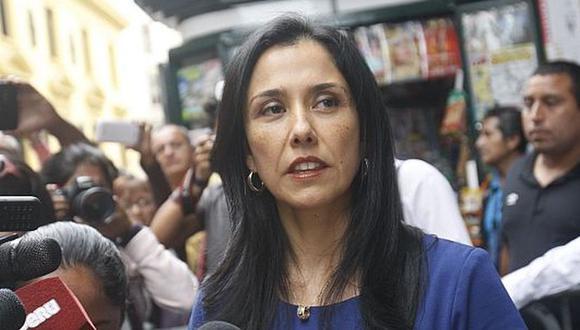 Nadine Heredia, ex primera dama. (Foto: USI)