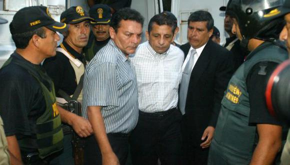 Deberá cumplir, en la Base Naval del Callao, su condena por la muerte de 4 policías en el 'Andahuaylazo'. (Gerardo Farruñay/USI)