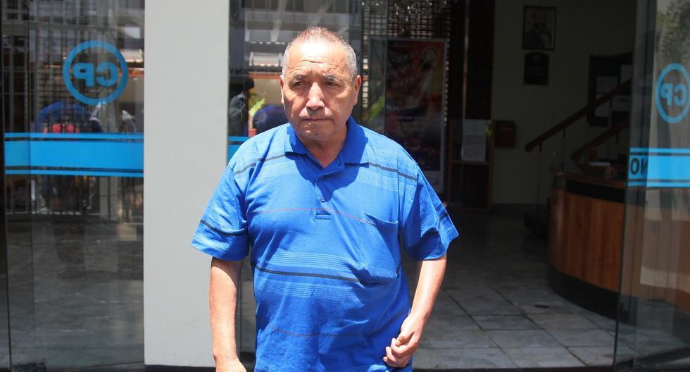 Humberto Marchena, alcalde de Ayabaca, no asistió a la audiencia que finalmente fe reprogramada.
