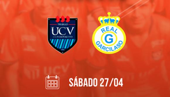 César Vallejo intentará hacer respetar la casa ante Real Garcilaso que llega en buen momento. (Foto: UCV Club de fútbol)