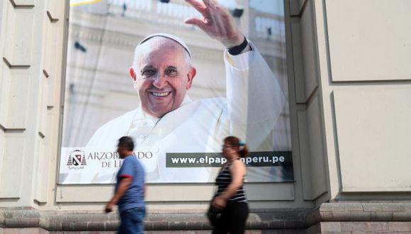 El verdadero nombre del papa Francisco es Jorge Mario Bergoglio y nació el 17 de diciembre de 1936 en Buenos Aires. (EFE)