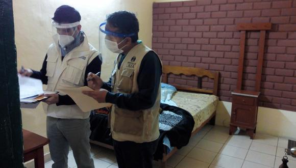Mincetur intervino 23 hospedajes. De estos, seis fueron clausurados por la Municipalidad de Lima.