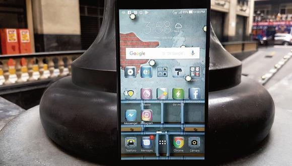 Conoce los detalles del Asus Zenfone 4 y el equilibro de su cámara dual. (USI)