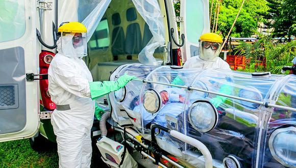 El nuevo coronavirus ha provocado más de 80.000 muertes y 1,4 millones de contagios confirmados en todo el mundo desde que se reportó el primer caso en China en diciembre.