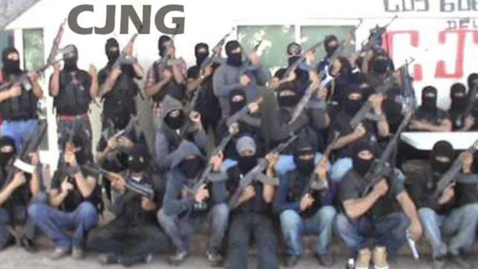 Agrupación de narcotraficantes recluta expolicías por Whatsapp. (YouTube)