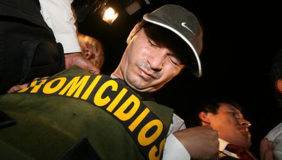 PRUEBAS EN SU CONTRA. La Policía podría denunciar a Ricardo Vásquez Mori por el delito de homicidio calificado. (USI)