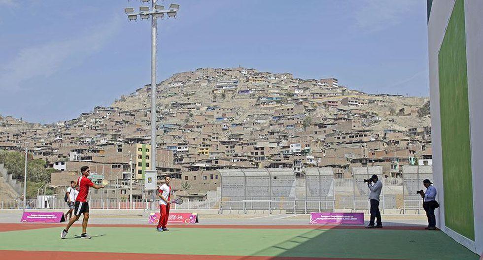 La Paleta Frontón: La disciplina deportiva de los Panamericanos que nació en el Perú. (Lima 2019)