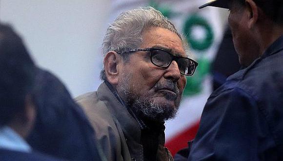Abimael Guzmán murió en su celda de la Base Naval, donde cumplía cadena perpetua. archivo GEC