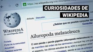 Wikipedia cumple 20 años y aquí te contamos algunas curiosidades sobre esta web