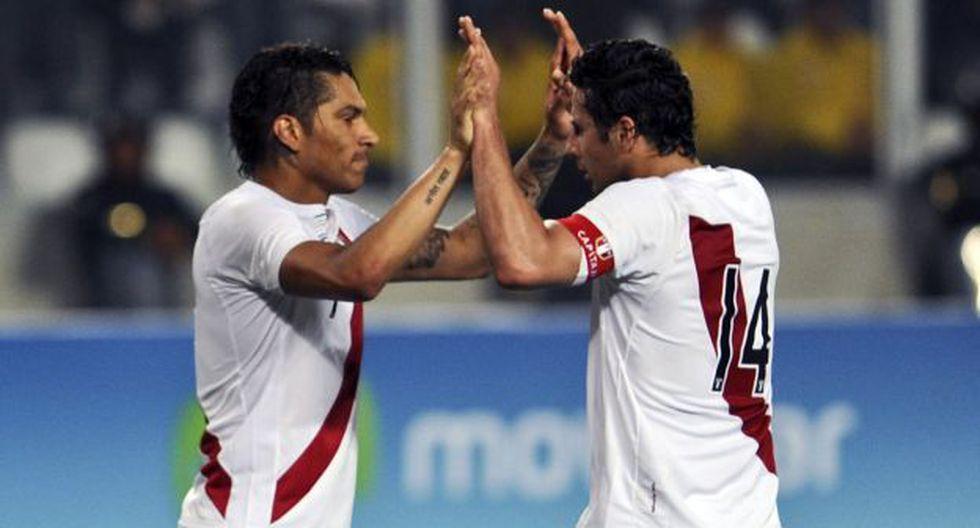 Bayern Munich recordó goles de Claudio Pizarro y Paolo Guerrero en el elenco bávaro. (Foto: AFP)